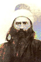 Pic of Baha'i Founder Bubba-u-llah